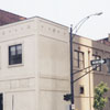 Buildings in the 100 block of West Fourth Street, and in the 400 block of N. Main Street, to be demolished for the One West Fourth building, 2000.