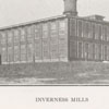 Inverness Cotton Mill, 1918.