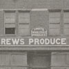 Crews Produce Company, 1918.