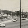 Putting traffic islands at the intersection of Hawthorne Road and Lockland Avenue, 1962.
