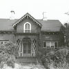 """Julius A. Leinbach, or """"Starmaker"""" House on South Church Street to be demolished, 1961."""