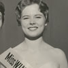 Ann Herring, Miss North Carolina; Alyce Ashburn, Miss Winston-Salem; and Nancy Ann Fleming, Miss America, 1961.