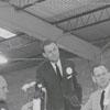 A.G. Odell Jr., Bob Arey, Philip Will Jr., and Robert Clemmer, 1960.