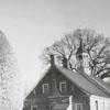 Bethabara Moravian Church, 1959.