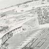 Panorama of Groves Stadium during a football game between Wake Forest and University of North Carolina, 1968.