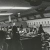 Bowling tournament at Major League Bowling Lanes, 1971.