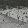 Tanglewood Park swimming pool, 1961.