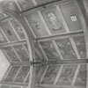 Ceiling of Davis Chapel at the Baptist Hospital, 1957.