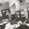 Winston-Salem Journal newsroom, 1958.