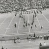 Football game at Bowman Gray Stadium, 1958.
