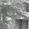 House built by Abram Allen in 1832, Davie County, 1942.