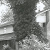 Frank Griffith house in Advance, Davie County, 1942.