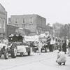 Parade in Mocksville, Davie County.