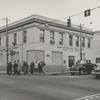 Wachovia Bank at Trade and Fifth Streets, 1961.