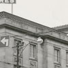Forsyth County Courthouse, corner of West Fourth and Liberty Streets, 1958.