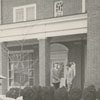Robbery of the Wachovia branch at Wake Forest College campus, 1958.