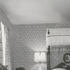 Bedroom in the Douglas Boyle home at 3010 Country Club Road, 1958.