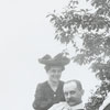 Blanche Thomas Sumner Hege, Walter J. Hege, and unidentified woman.