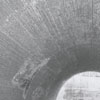 Tunnel on East Second Street which is to be closed, 1958.