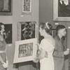 Winston-Salem Gallery of Fine Arts, 1958.