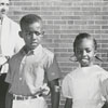 Integration at Easton Elementary School, 1958.