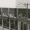 Beck Shoe Store on the corner of West Fourth and North Liberty Streets, 1958.