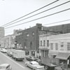 East Third Street between Main and Church Streets, 1960.