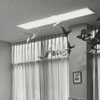 Dr. Ruth O'Neal's office in the Professional Building, 1957.