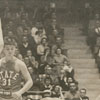 Wake Forest College vs N. C. State basketball, 1957.