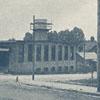 Maline Mills on South Marshall Street at Wachovia Street, 1905.