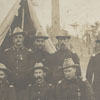 Group of North Carolina volunteers who served in the Spanish-American War.