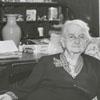 Miss Lena Cooper, 1956.