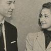 """Charles """"Hank"""" Elkins , Nancy James Adams, and William B. Burke, 1956."""