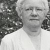 Mrs. Corinne Baskin (Charles) Norfleet, 1956.