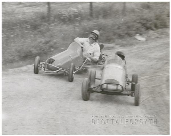 Micro Midget Racing 107