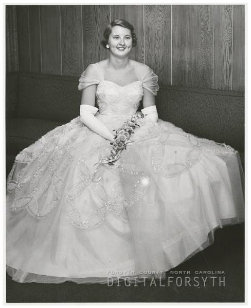 Elizabeth (Bess) Hart, 1956.