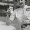 Mrs. Hilda Bass, 1956.
