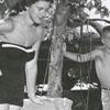 Barbara Vogler and Richard Redding, 1956.