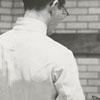 YMCA fencing instructor, R. D. Stafford, 1956.