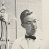 Dr. Samuel H. Love and Dr. Harry M. Carpenter, 1956.