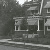 Home of Alexander Henderson Galloway at 137 North Cherry Street.