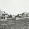 View of the buildings that comprised Clemmons School, 1908.