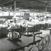 Interior of a Hanes Hosiery Mill, 1960.