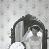 Nancy Lee Ezzell, before her wedding to Bill East, 1951.