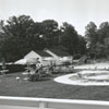 Pine Brook Country Club swimming pools, 1964.