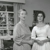Marjorie Randolph (center), Mrs. Randolph (left), and unidentified woman, 1960.