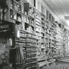 Interior view of the Dalton-Hege RadioSupply Company store, 1949.