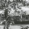 Train depot in Walkertown.