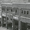 Motor Sales Company and garage, 1950.