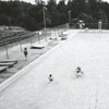 Reynolds Park swimming pool and playground, 1962.